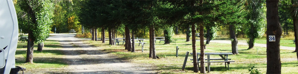 Campgrounds & RV Parks – British Columbia Travel and ...