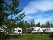 RV guests enjoying our facilities